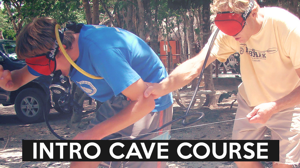 INTRO TO CAVE COURSE