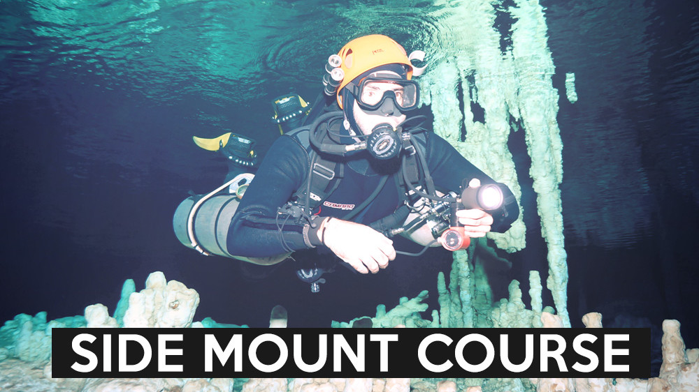 SIDE MOUNT COURSE