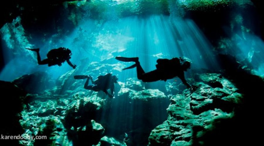 The importance of cave diving trainig